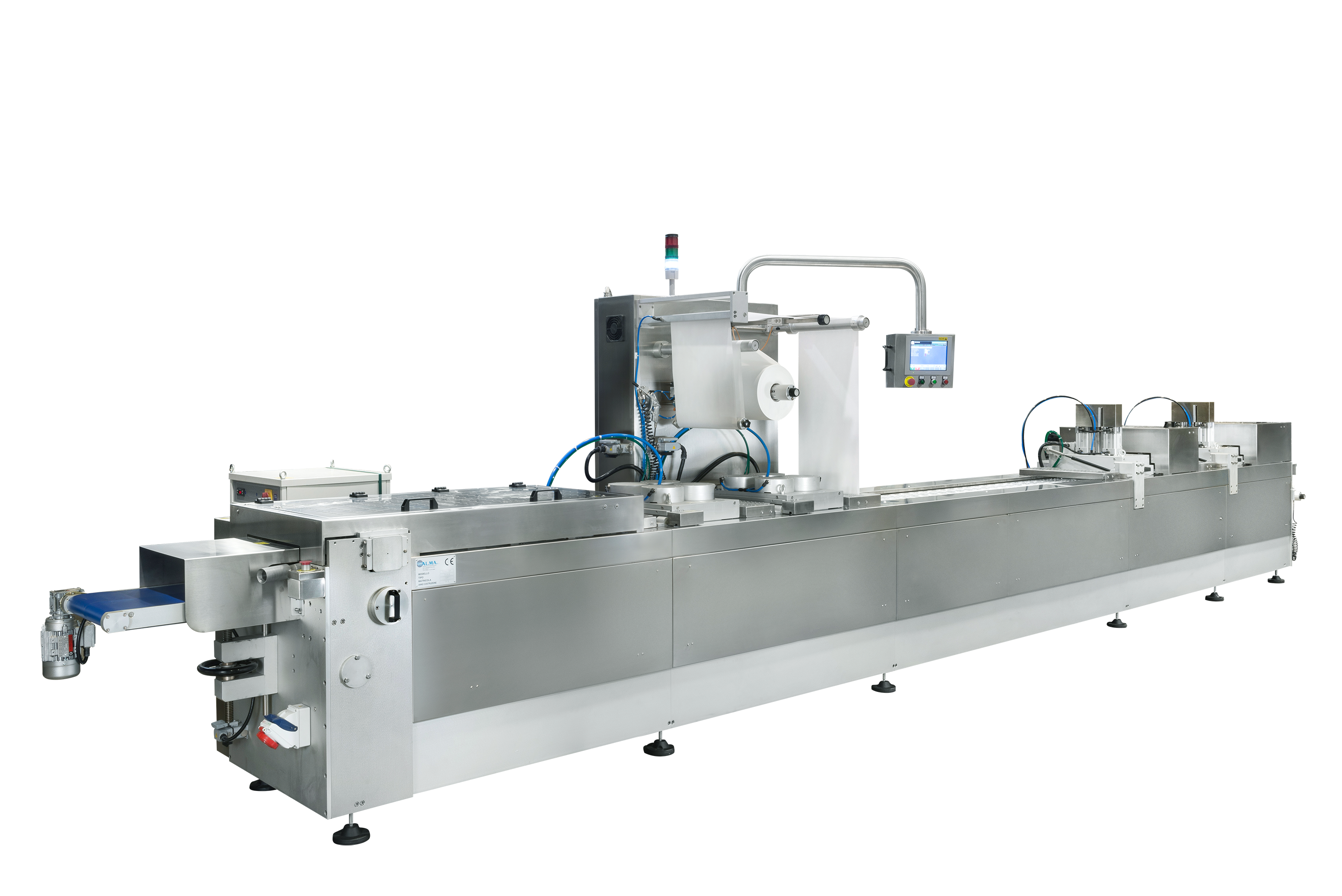 ALMA thermoforming machines